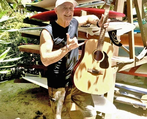 Jerry A In Costa Rica With His VAD 04G2