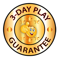 3 day play guarantee